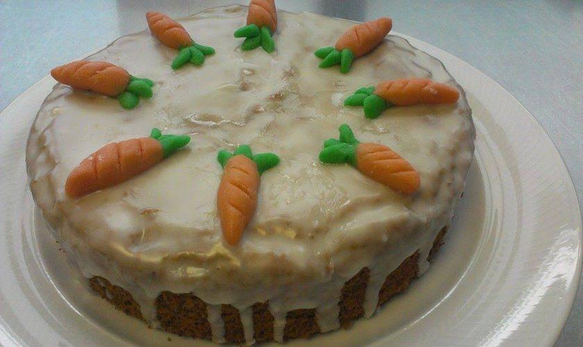Osterbäckerei-Rübli Torte