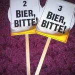 Ein Bier oder doch lieber zwei???