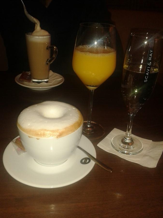 Unsere Getränke zum Frühstück