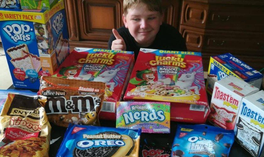 Süßigkeiten aus den USA im Test