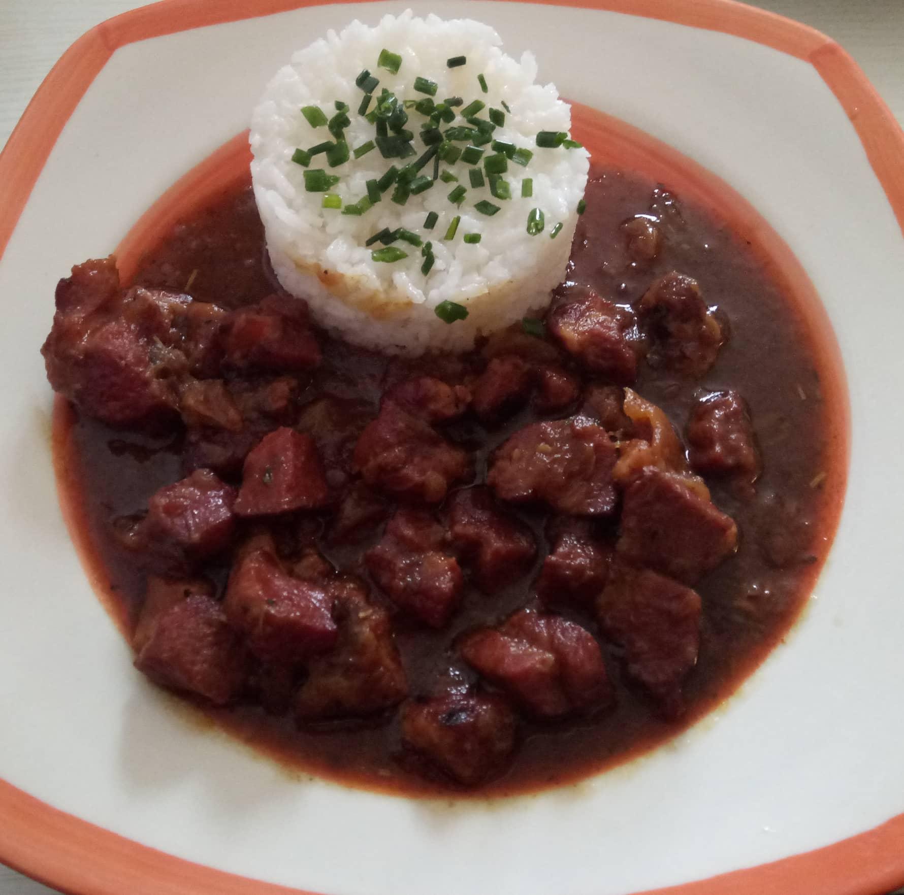 Nachgekocht: Zwiebelfleisch a la Medoc