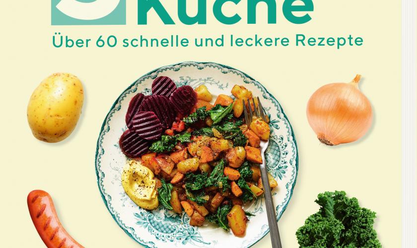 Die vegane 5 Zutaten Küche von Siri Barje