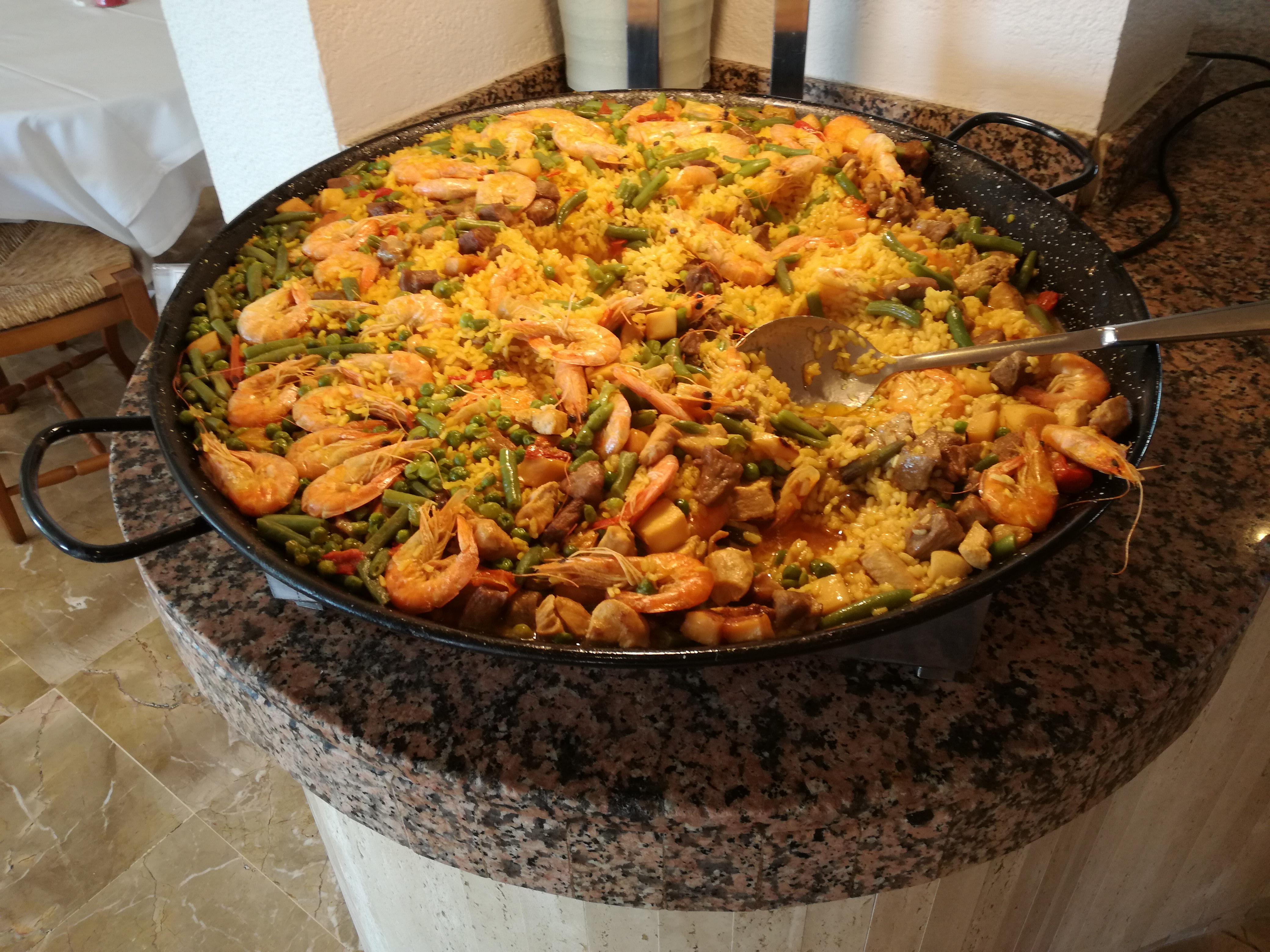 Paella – traditionelle Geschichte Spaniens zum Schlemmen
