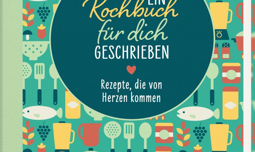 Ich habe ein Kochbuch für dich geschrieben