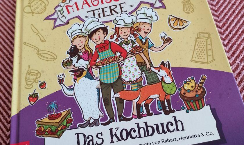 Die Schule der magischen Tiere — Das Kochbuch