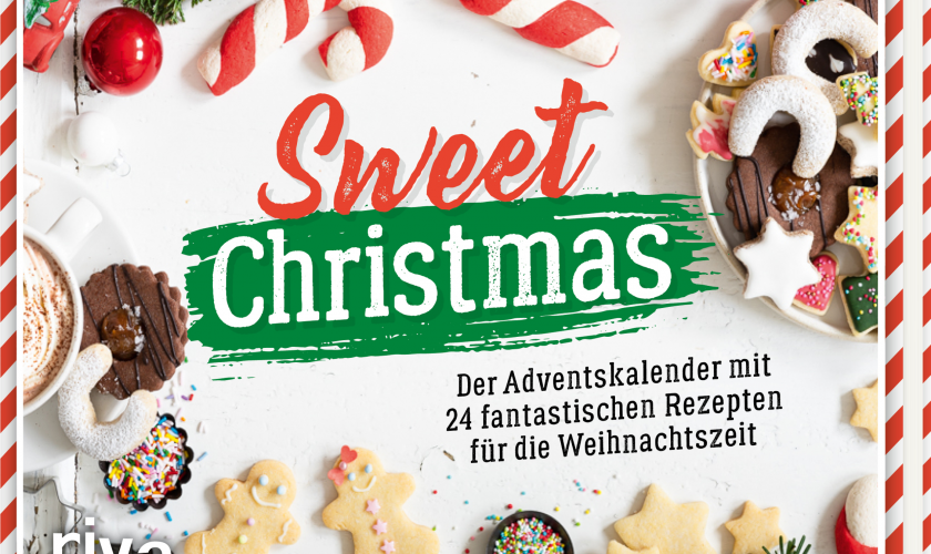 Sweet Christmas – Ein Adventskalender-Backbuch
