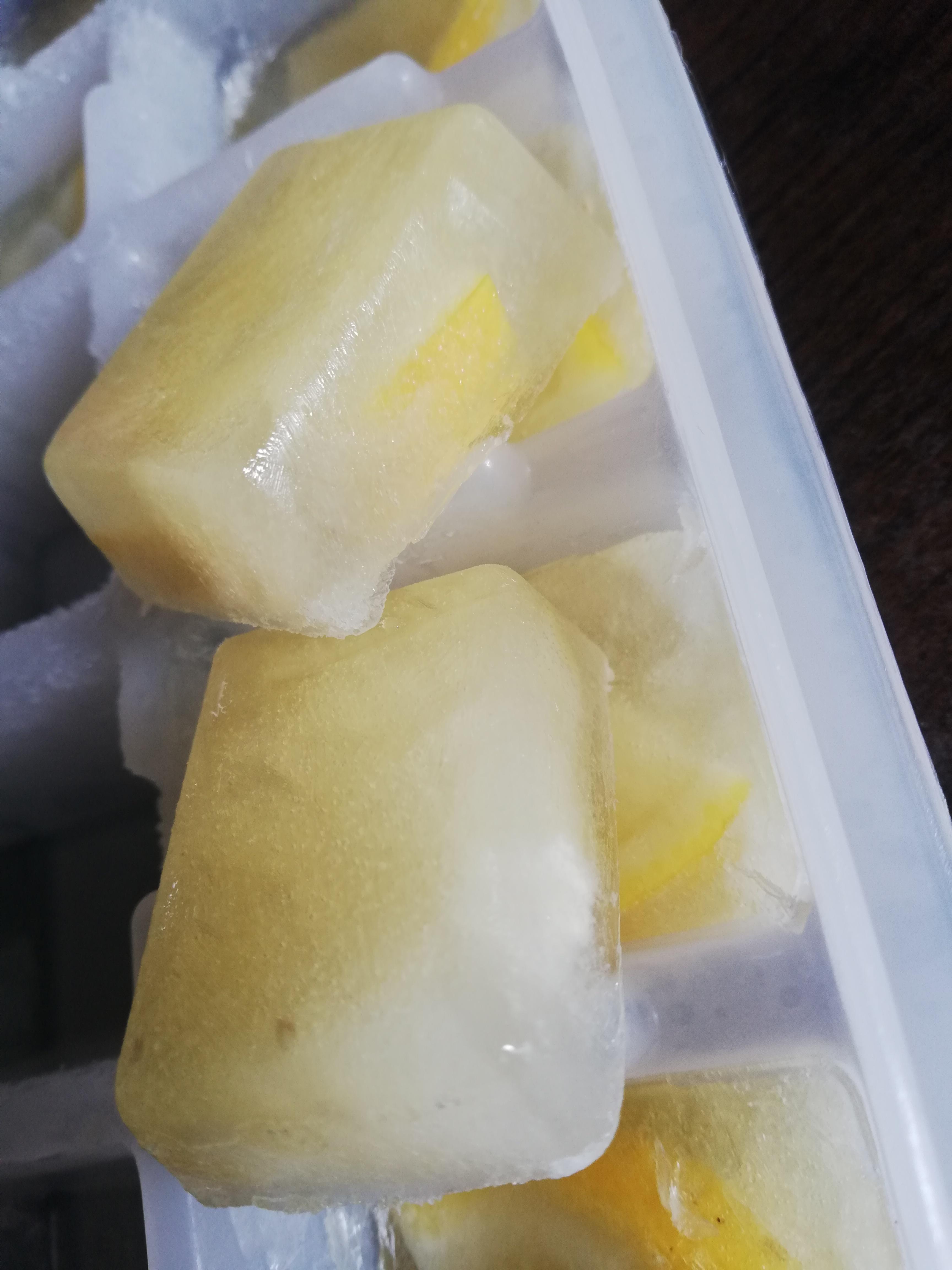 Eiswürfelzeit